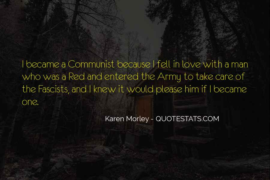 Quotes About The Red Army #929782