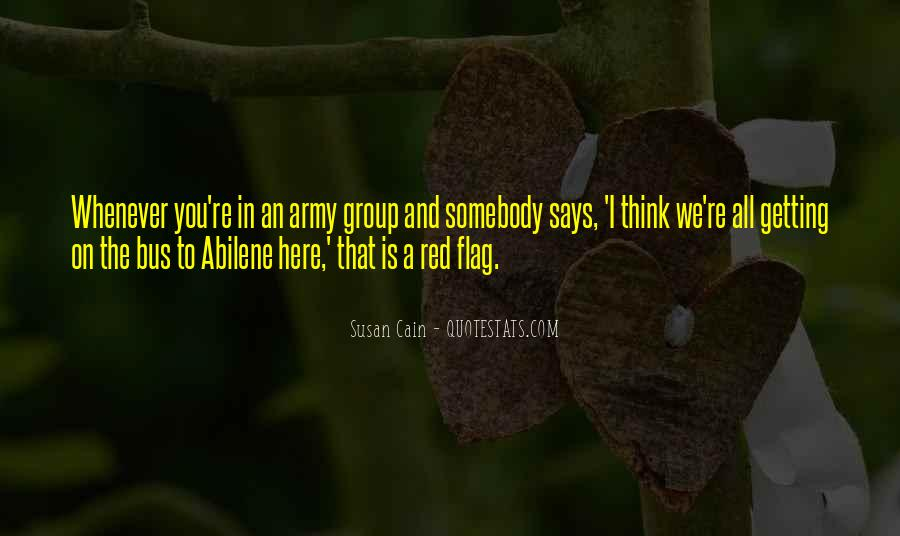 Quotes About The Red Army #947962