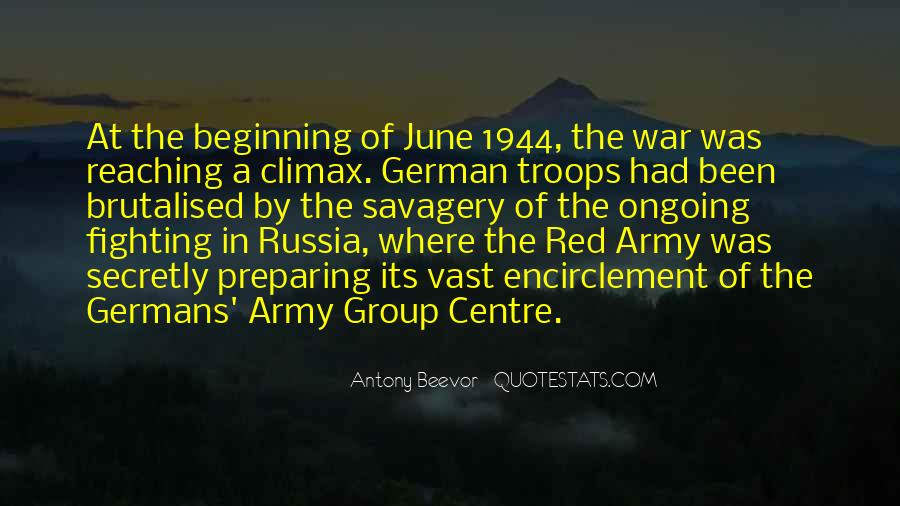 Quotes About The Red Army #948554