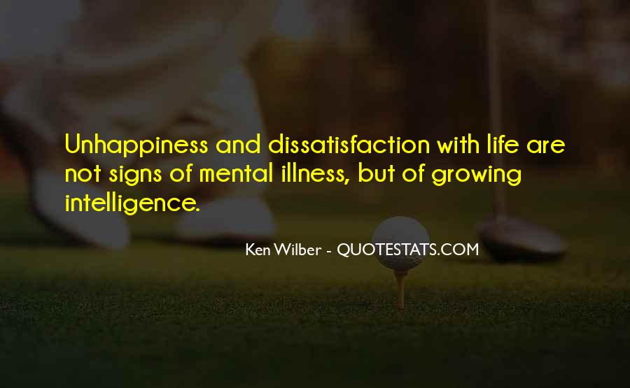 Quotes About Life And Mental Illness #1254561