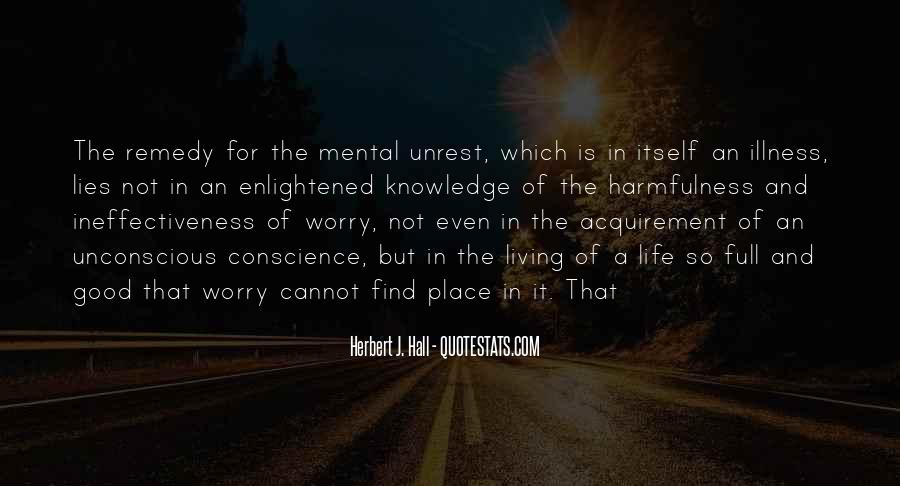 Quotes About Life And Mental Illness #1358232