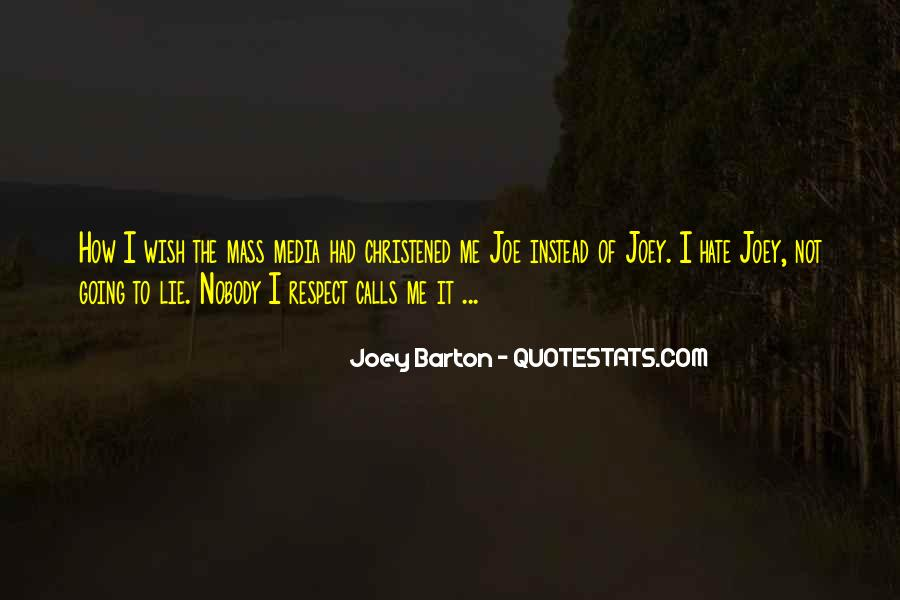 Christened Quotes #1235934