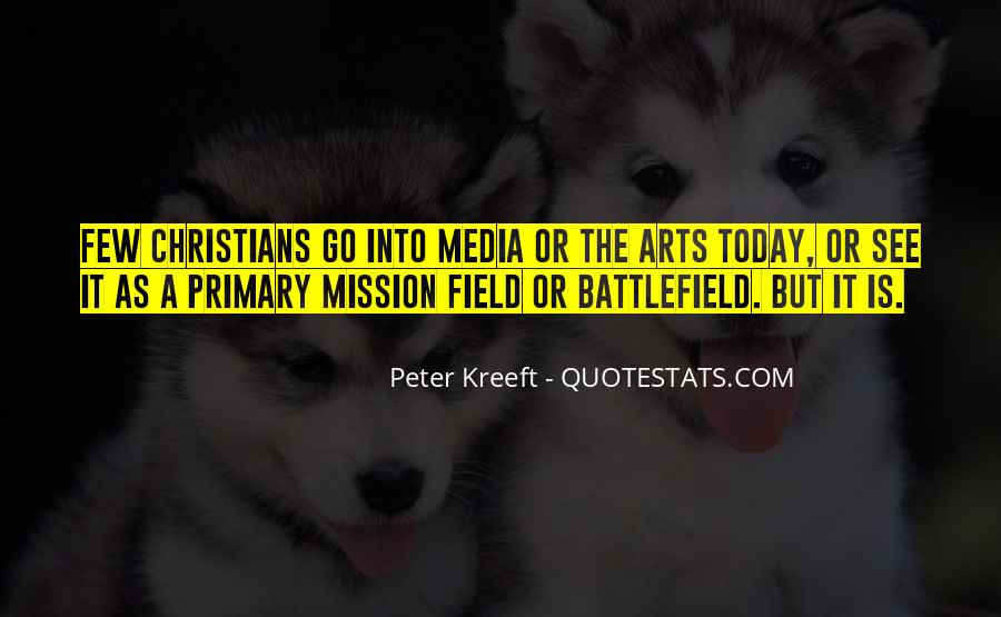 Christian Battlefield Quotes #1547613