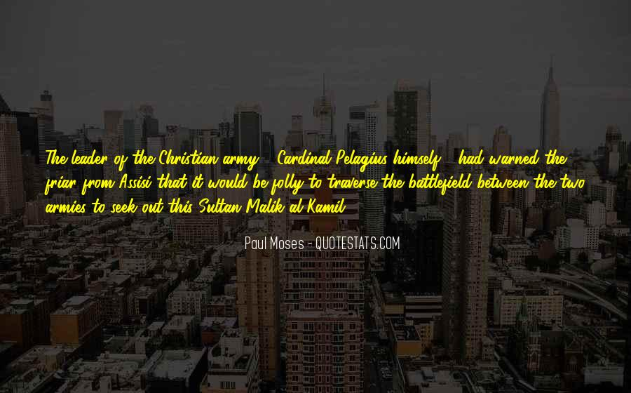 Christian Battlefield Quotes #606857