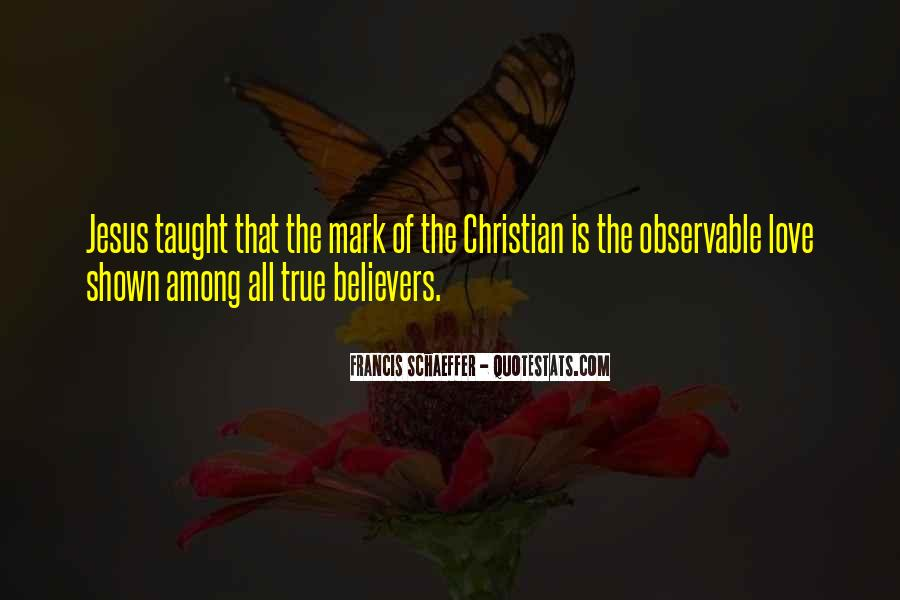 Christian Believers Quotes #1241286