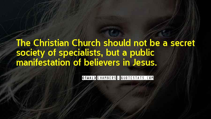 Christian Believers Quotes #224090