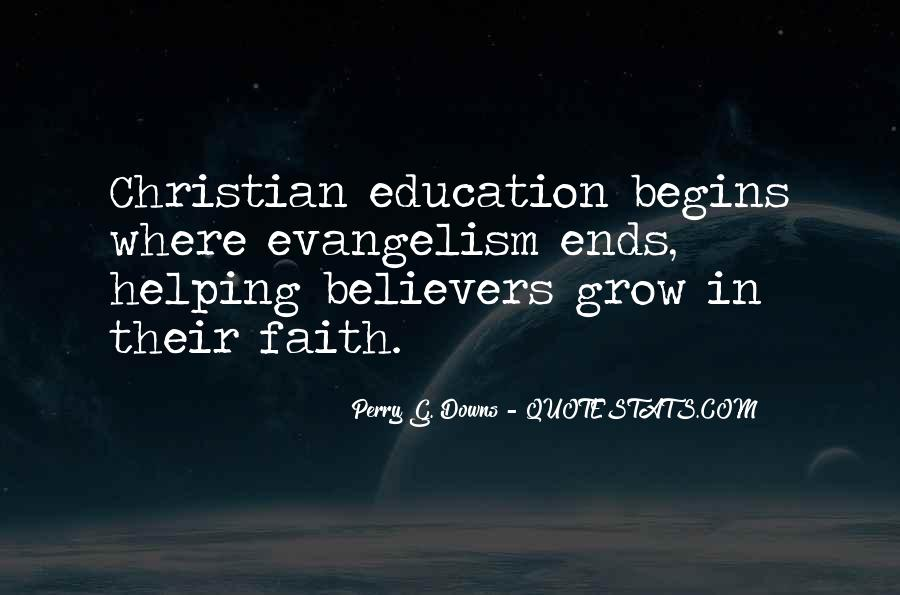 Christian Believers Quotes #227253