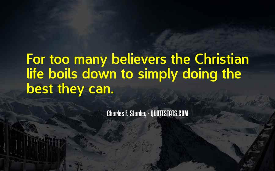 Christian Believers Quotes #374966