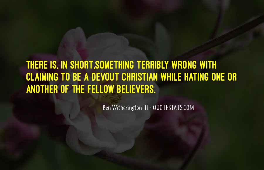 Christian Believers Quotes #81058