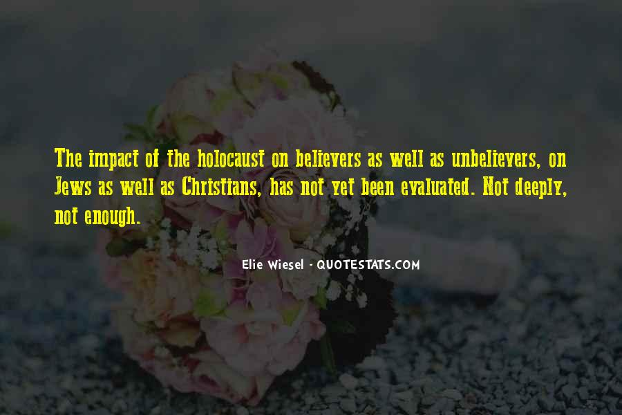 Christian Believers Quotes #870122