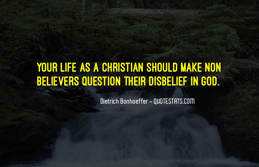 Christian Believers Quotes #907368
