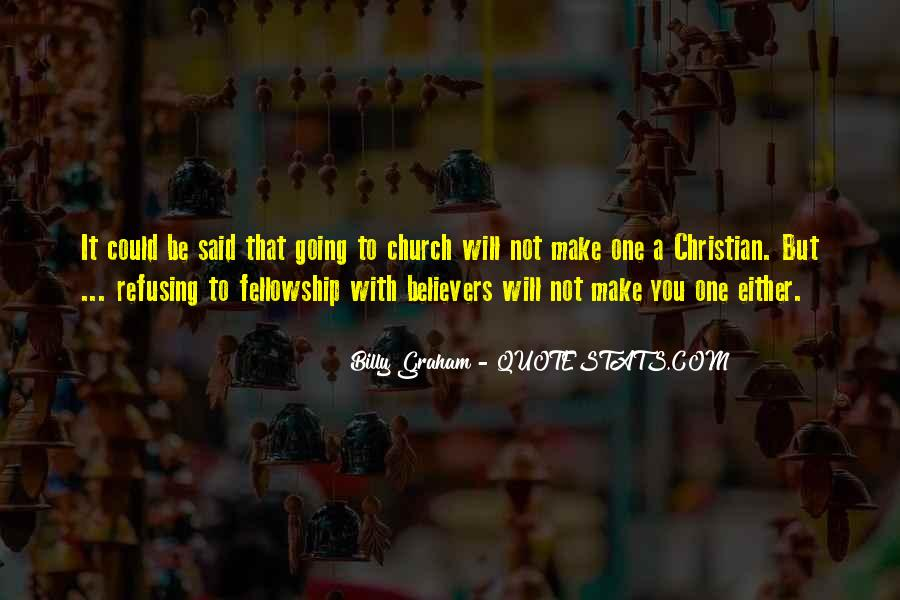 Christian Believers Quotes #988416