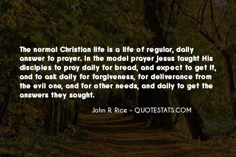 Christian Deliverance Quotes #238427