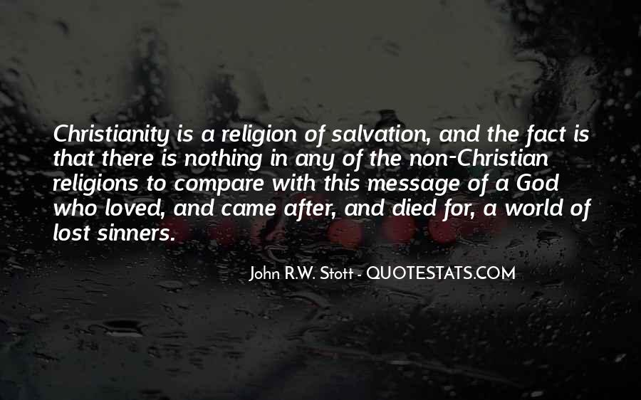 Christian Religions Quotes #1134834
