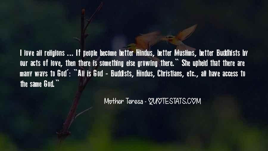 Christian Religions Quotes #1338332