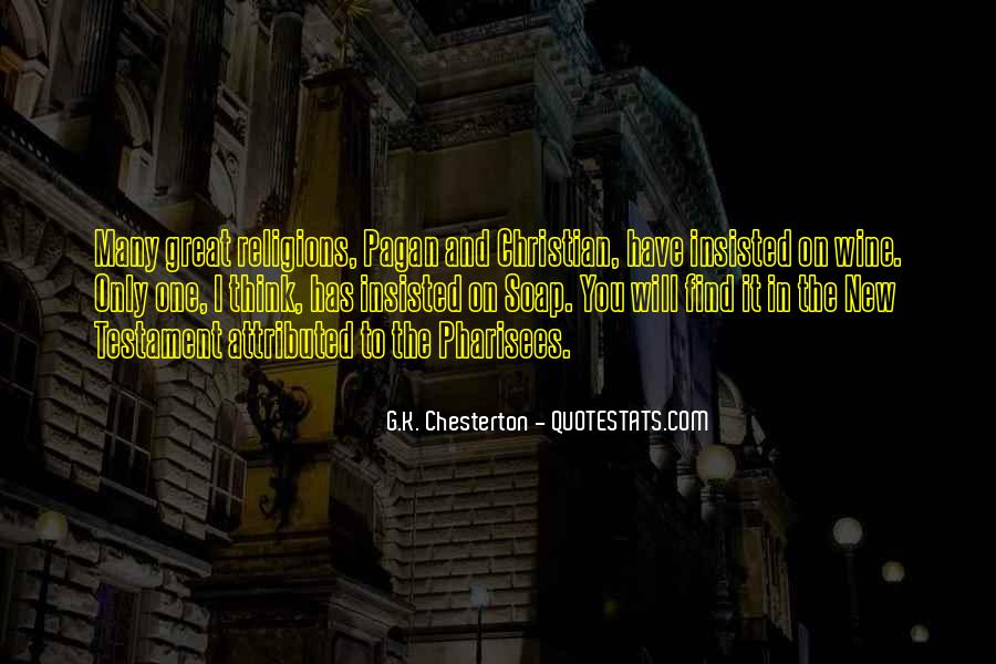 Christian Religions Quotes #1566033