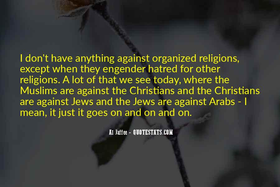 Christian Religions Quotes #158417
