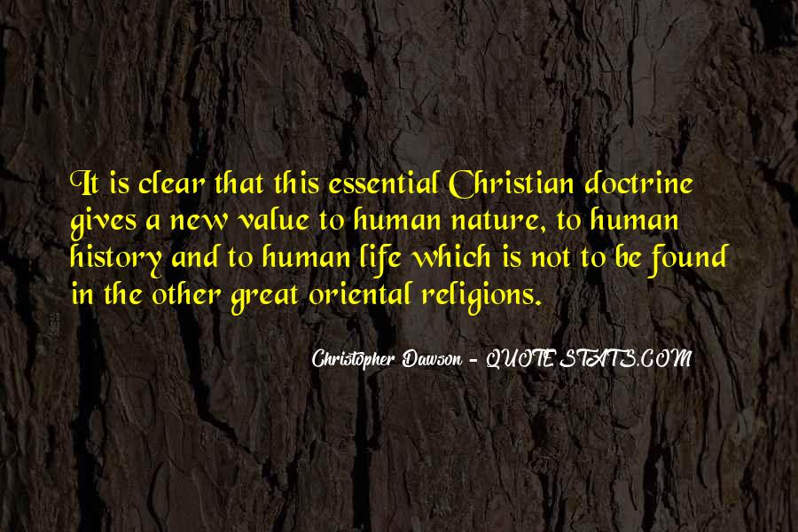 Christian Religions Quotes #1658323