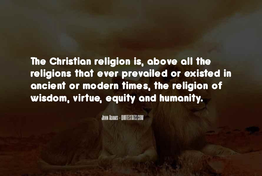 Christian Religions Quotes #1810720
