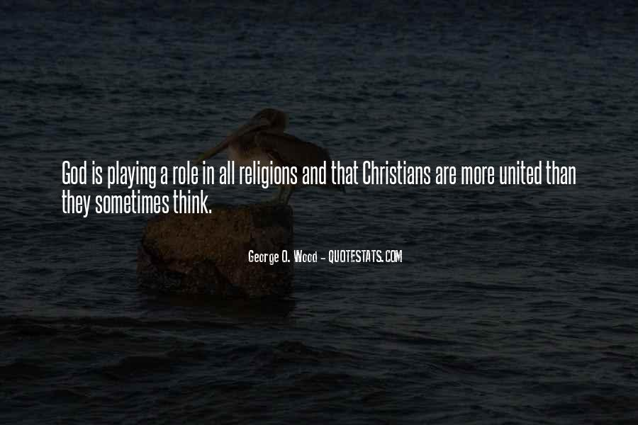 Christian Religions Quotes #493028