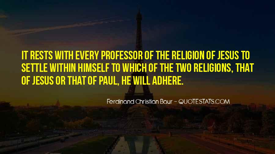 Christian Religions Quotes #570501