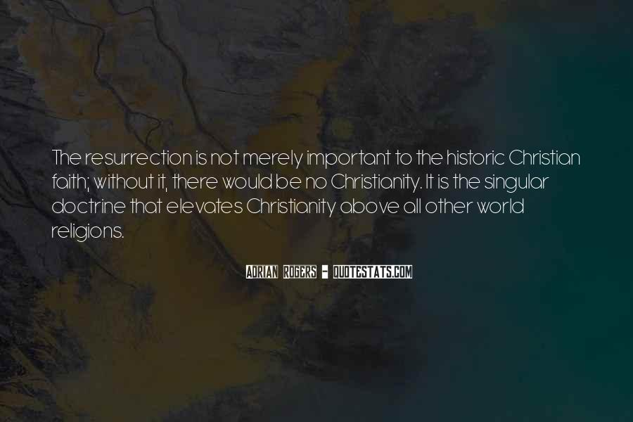 Christian Religions Quotes #613110