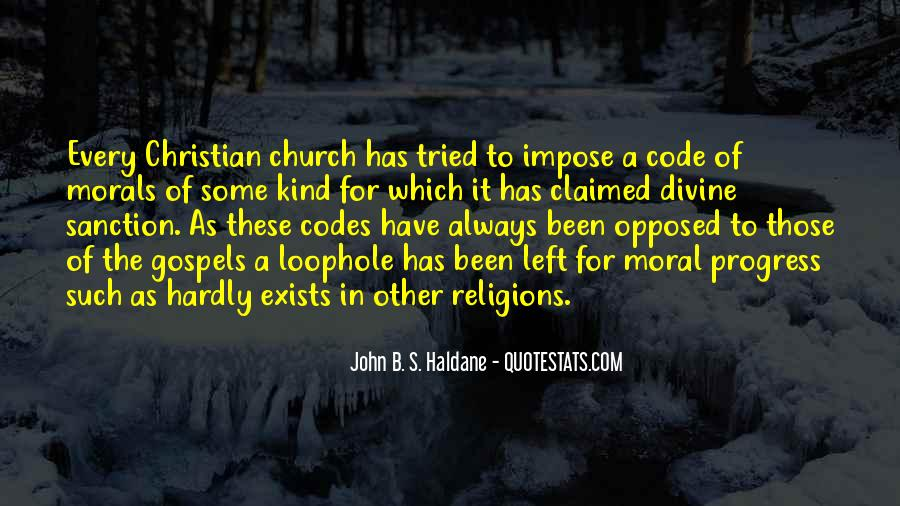Christian Religions Quotes #647589
