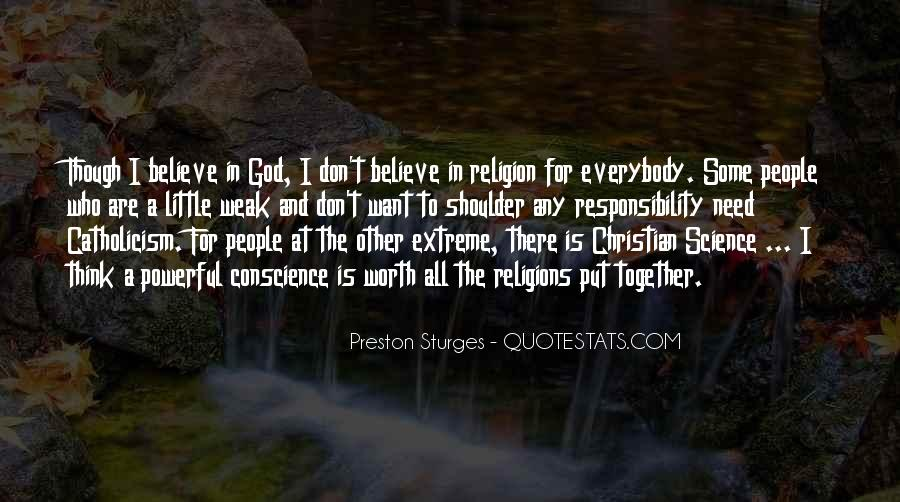 Christian Religions Quotes #702606