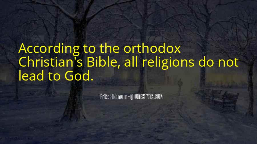 Christian Religions Quotes #822573