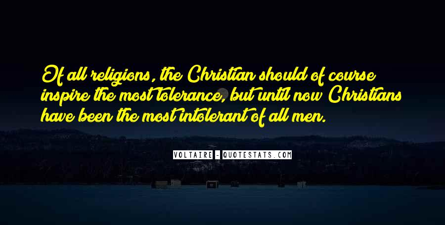 Christian Religions Quotes #893387