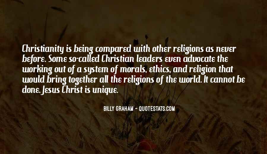 Christian Religions Quotes #895722