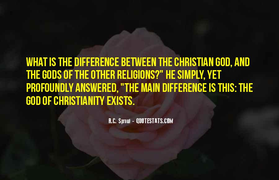 Christian Religions Quotes #951211