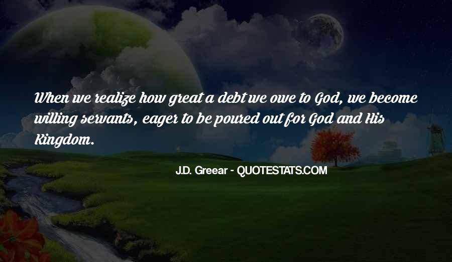Christian Servants Quotes #1752139