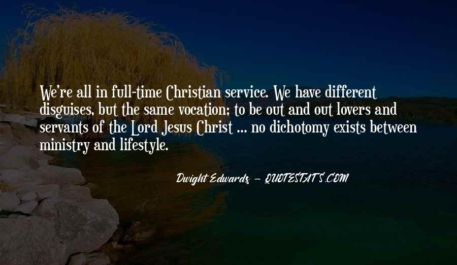 Christian Servants Quotes #1756707
