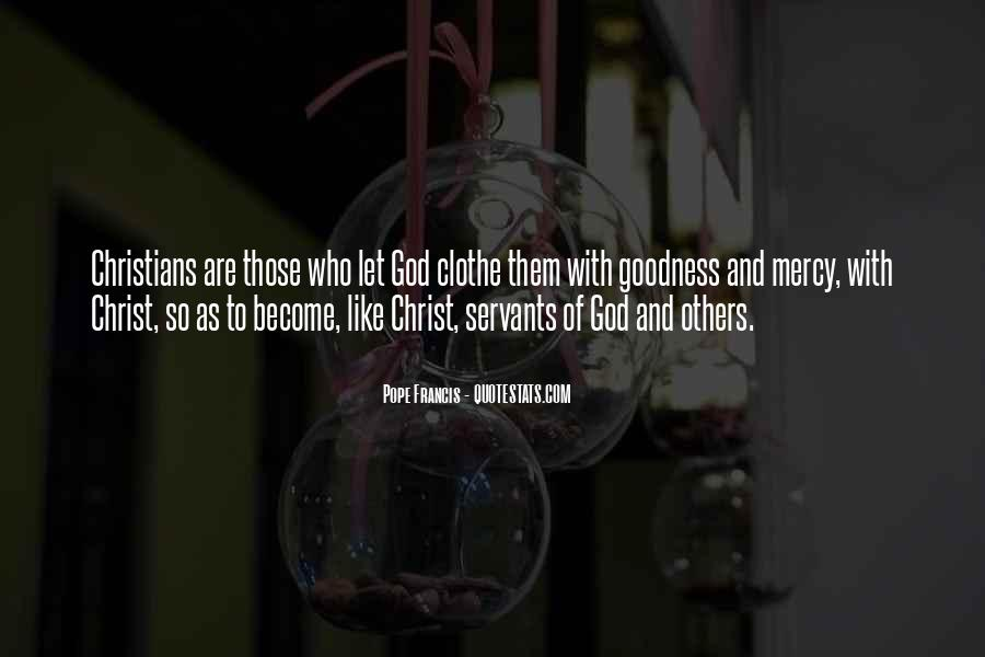 Christian Servants Quotes #447783