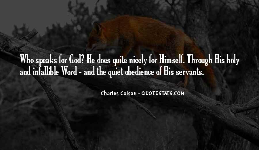 Christian Servants Quotes #503551