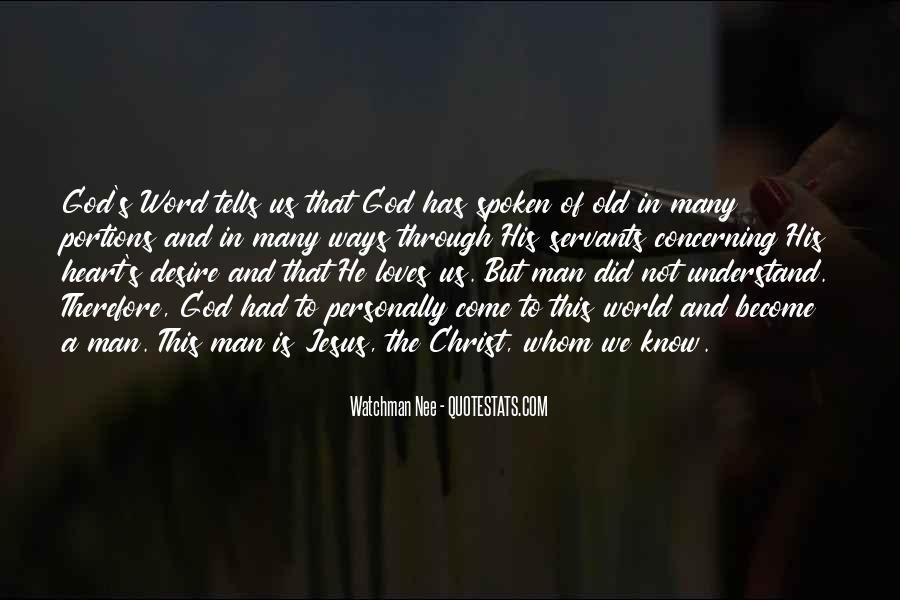 Christian Servants Quotes #648641