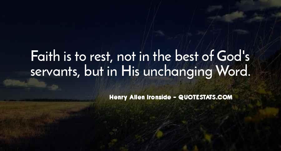 Christian Servants Quotes #875271
