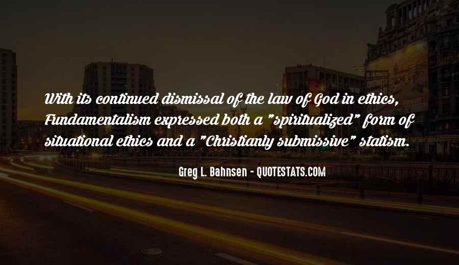 Christian Submission Quotes #1345717