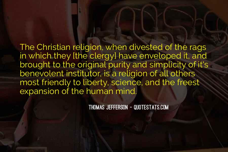Christian Vs Science Quotes #303084