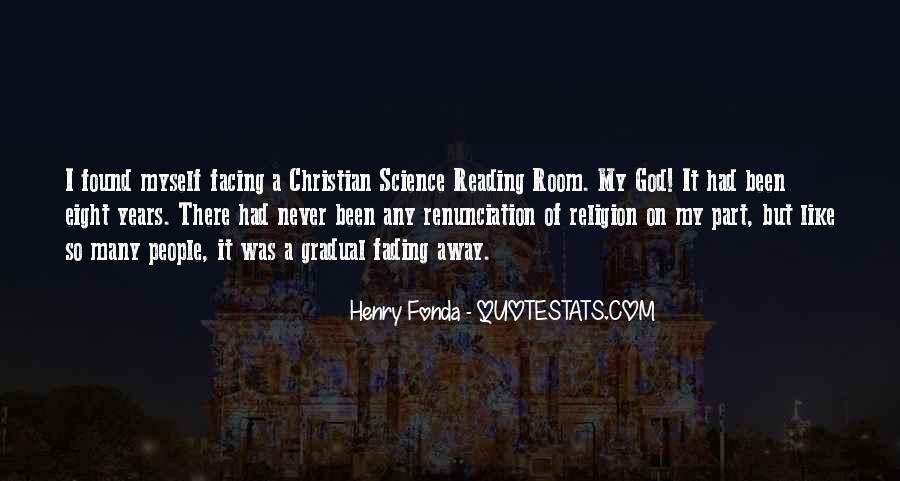 Christian Vs Science Quotes #75311