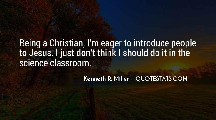 Christian Vs Science Quotes #7541