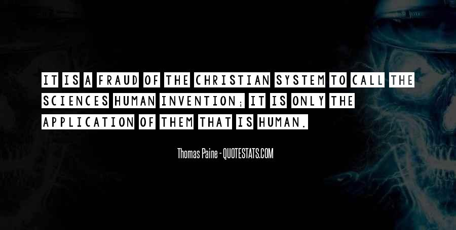 Christian Vs Science Quotes #904799
