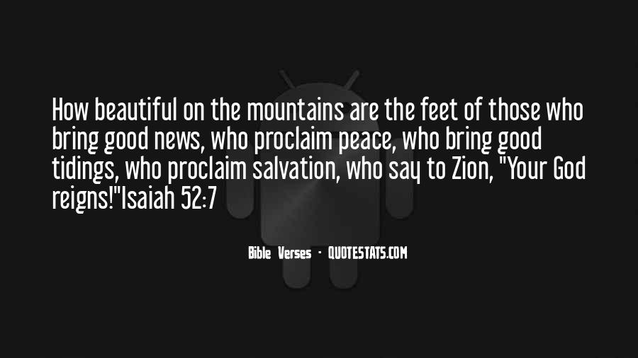 Christianity Peace Bible Quotes #1379059