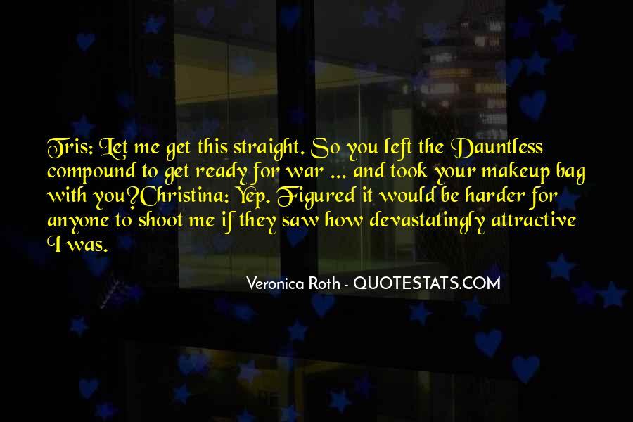 Christina And Tris Quotes #1343211
