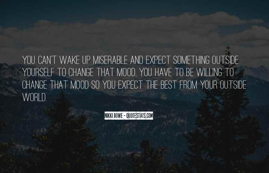 Quotes About Life And Change And Love #948841