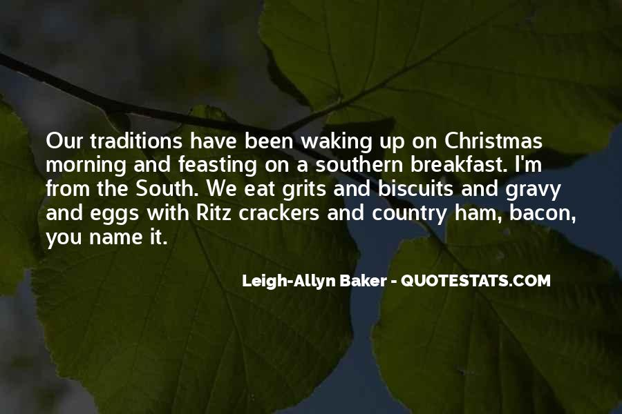 Christmas Feasting Quotes #103770