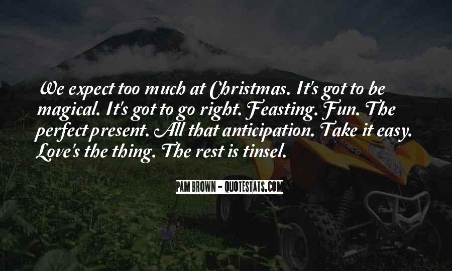 Christmas Feasting Quotes #496272