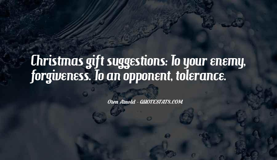 Christmas Gift Quotes #1050647