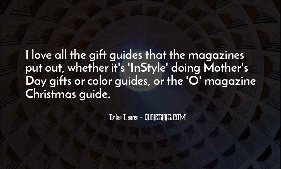 Christmas Gift Quotes #1152471